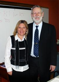 Photo of Rickie Avitan and Roy Hunter